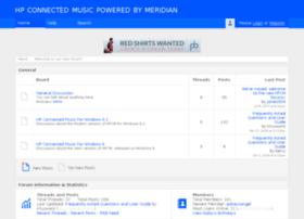 hpsupport.meridian-audio.com