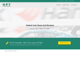 hptmotorsports.com