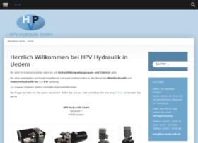 hpv-hydraulik-gmbh.de