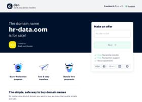 hr-data.com