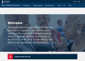 hr.howard.edu