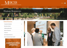 hr.mercer.edu