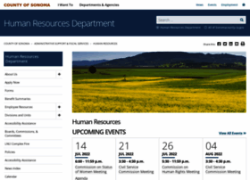 hr.sonoma-county.org