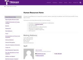 hr.truman.edu