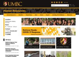 hr.umbc.edu