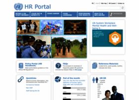 hr.un.org
