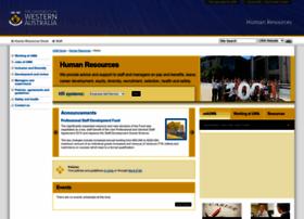 hr.uwa.edu.au