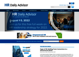 hrdailyadvisor.blr.com
