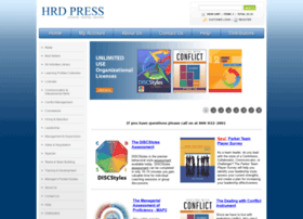 hrdpress.com