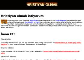 hristiyanolmak.com