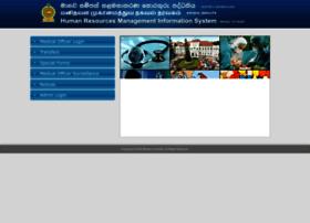 hrmis.health.gov.lk