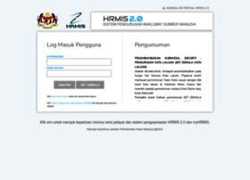 Hrmis2.eghrmis.gov.my