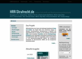 hrr-strafrecht.de