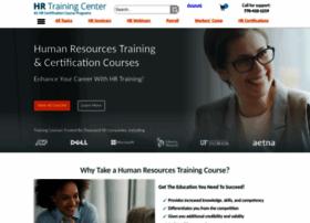 hrtrainingcenter.com