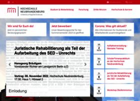 hs-neubrandenburg.de