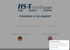 hs-technik.com