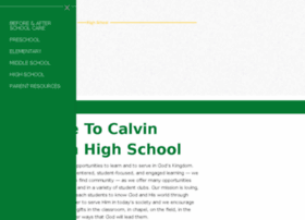 hs.calvinchr.org