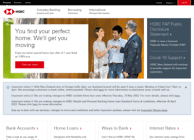 hsbc.co.nz