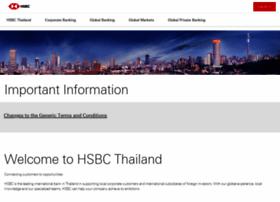 hsbc.co.th