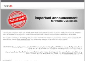 hsbc.com.lb