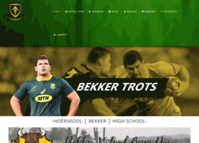hsbekker.co.za