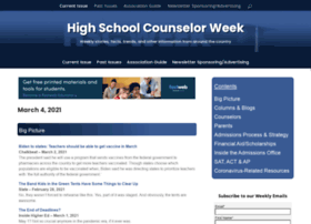 hscounselorweek.com