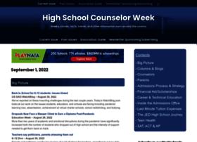 hscounselorweek.com