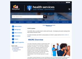 hscrc.maryland.gov