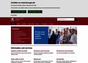hse.gov.uk