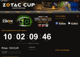 hseu.zotac-cup.com
