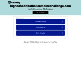 hsfootballcombinechallenge.com