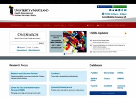 hshsl.umaryland.edu
