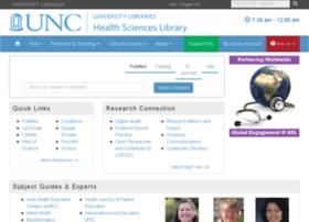 hsl.unc.edu