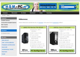 hsm-computer.com
