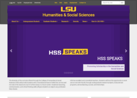hss.lsu.edu