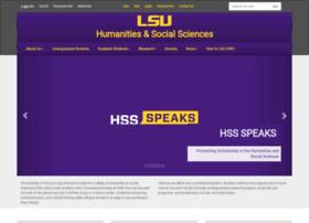 hss.lsu.edu