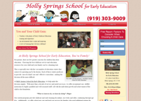 hssforearlyeducation.com