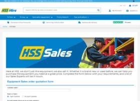 hsssales.com