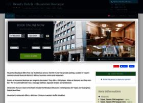 Hsuanmei-boutique-taipei.h-rez.com