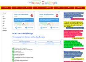 html-css.happycodings.com