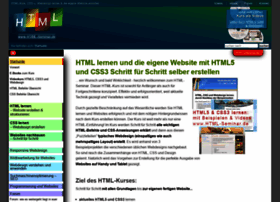 html-seminar.de