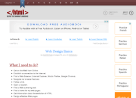 html.learnwebonline.com