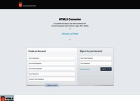 html5-converter.com