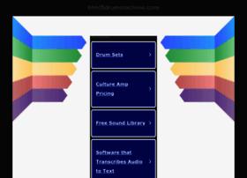 html5drummachine.com
