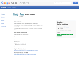 html5form.googlecode.com