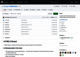 html5reset.org