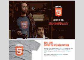 html5shirt.com