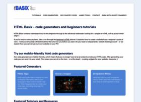 htmlbasix.com