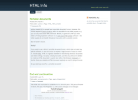 htmlinfo.wordpress.com