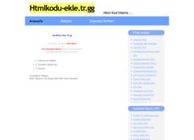htmlkodu-ekle.tr.gg